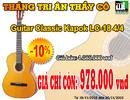 Tp. Hồ Chí Minh: Vừa đàn vừa hát với Guitar Classic-khuyến mãi lớn mùa lễ 20/ 11 CL1161912