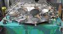 Tp. Hồ Chí Minh: Máy làm bánh quế thủ công/ máy làm bánh ốc quế/ máy làm bánh quế cuộn thủ công CL1161791