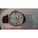 Tp. Hồ Chí Minh: Đồng hồ LONGINES, dây da, vỏ inox mạ vàng, 1 lịch CL1164302