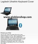 Tp. Hà Nội: Logitech Ultrathin Keyboard -Bàn Phím kiêm ốp smartcover cho iPad4/ iPad3/ iPad2 CL1163343