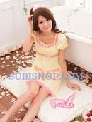 Tp. Hồ Chí Minh: Đầm ngủ thun xinh xắn - DKM413 CL1164499