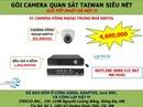Tp. Hà Nội: Bộ camera quan sát Taiwan siêu nét 600TVL giá rẻ nhất Hà Nội T11 – T12 2012 ! CL1187489P18