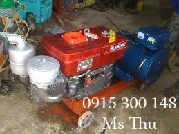 Máy phát điện đầu nổ diesel 5kw/380V