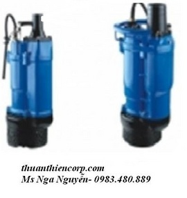 0983480889 bơm nc thải công nghiệp, bơm Tsurumi HS2. 75, HS2. 4,TOS50B 2. 75;TOS100B