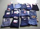 Tp. Hồ Chí Minh: Cung cấp sỉ quần jean nam VNXK cao cấp CL1164040