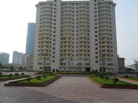 Bán gấp căn hộ chung cư Nam Trung Yên diện tích 55,5m2 giá rất rẻ chìa khóa trao