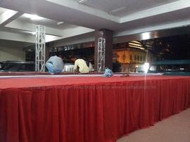 Cho thuê sàn sân khấu trải thảm, 0822449119, Đông Dương