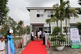 Nhà phố Nam Long bắc Sài Gòn 867triệu. Dọn vào ở ngay