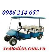 Xe ôtô điện 6 chỗ ngồi, xe điện 4 chỗ, xe điện 8 chỗ (call 0986 214 657)