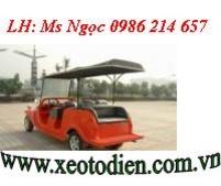 Xe điện sân golf, xe điện dùng trong các khu du lịch