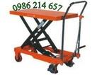 Tp. Hồ Chí Minh: Bàn nâng ( xe nâng mặt bàn, xe đẩy, bàn nâng thủy lực) (call 0986 214 657 CL1164457