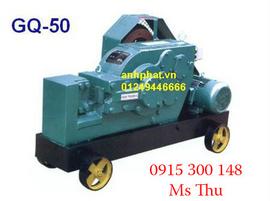 Máy cắt sắt GQ50, máy uốn sắt GW50