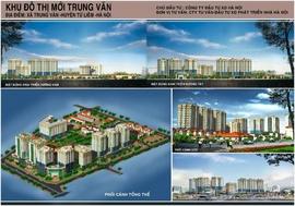 Chính chủ bán chung cư 121m2 CT3 đô thị mới Trung Văn