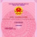 Tp. Hồ Chí Minh: Nhượng nền đất đã có sổ đỏ thổ cư 100% tại TT P. Phú hữu ,Q. 9 CL1163728
