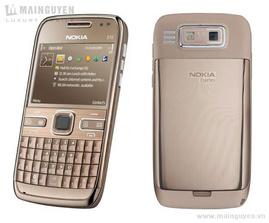 Nokia E72 Nâu