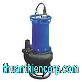 Máy bơm nước thải thả chìm Tsurumi dòng KRS, KRS822, KRS822L