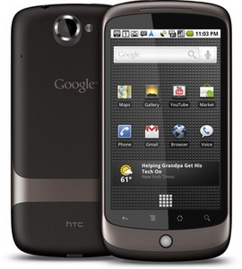 HTC Google Nexus One (N1)