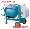Tp. Hà Nội: Máy trộn vữa 350 lít lắp động cơ điện 5. 5kw/ 380V CL1164227