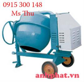 Máy trộn vữa 350 lít lắp động cơ điện 5. 5kw/ 380V