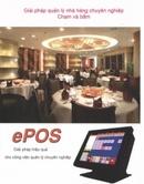 Tp. Hà Nội: Tân Phát phân phối máy tính tiền cảm ứng Epos! CL1180537