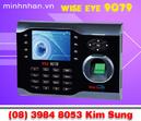 Tp. Hồ Chí Minh: Máy chấm công vân tay WSE 9079 màn hình màu giá rẻ chất lượng-lh kim sung CL1164193
