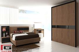 Tủ áo là vật dụng rất cần thiết trong việc thiết kế nội thất phòng ngủ nhà bạn.