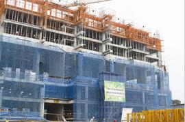 Tiến độ dự án chung cư Golden Land Building 275 Nguyễn trãi