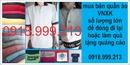 Tp. Hồ Chí Minh: Bán quần áo xuất khẩu để làm quà tặng quảng cáo số lượng lớn. CL1168640