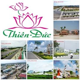 Đất dự án mới, gần Tp Thủ Dầu Một dân đông 185tr/ 150m2, 370tr/ 300m2 MT đường 16m