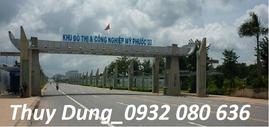 LÔ K41 Mỹ Phước Bình Dương đường 16m thông thoáng