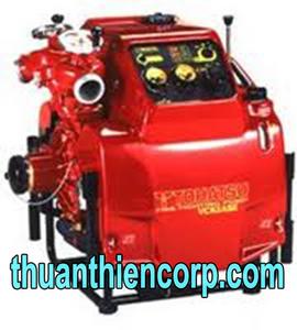 Bơm cứu hỏa, bơm phòng cháy, bơm chạy xăng, bơm Tohatsu 0983480878