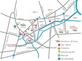 Căn hộ EHOME 3 tây Sài Gòn – 12,5 tr/ m2
