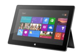 Máy tính bảng Surface with Windows RT. Mua hàng Mỹ tại e24h. vn