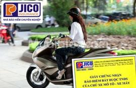 Bảo hiểm xe máy, ô tô Pjico khuyến mãi giá rẻ nhất tại thị trường Tp HCM