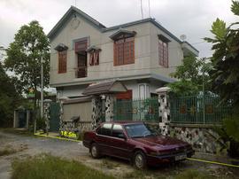 Bán nhà và đất xã Phước Vĩnh An, H. Củ Chi - DT : 393m2; Giá bán : 2,6 tỉ