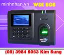 Tp. Hồ Chí Minh: MÁY CHẤM CÔNG VÂN TAY WSE 808 dùng cho cty, nhà xưởng hiệu quả nhất-lh kim sung CL1164772
