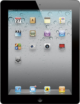 Máy tính bảng Apple iPad 2 MC769LL/ A Tablet(16GB, WiFi, Black)