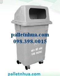 thùng rác công viên, thùng rá