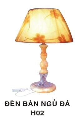 đèn bàn ngủ led, đèn bàn ngủ đá, đèn bàn kĩ thuật, đèn thả phòng ngủ