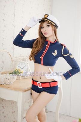 Đồ ngủ cảnh sát sexy - DCP125