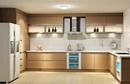Long An: Tủ bếp đẹp được làm từ gỗ công nghiệp_bepgo@yaho. com CL1177094P9