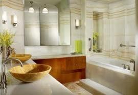 Ốp lát phòng tắm, ốp lát nhà vệ sinh đẹp