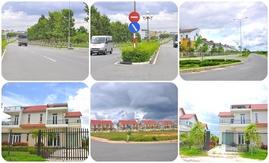 Bán đất thổ cư giá rẻ 175Tr/ 150m2, Cơ sở hạ tầng hoàn thiện, kề Chợ, dân cư đông