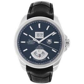 Đồng hồ TAG Heuer Men's WAV5111. FC6225 Grand Carrera Grand Date GMT Watch