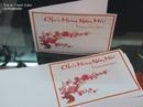 Tp. Hà Nội: sản xuất và bán buôn phôi thiệp tết, in thiệp tết giá rẻ CL1165381