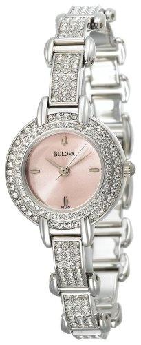 Đồng hồ nữ Bulova Women's Crystal, mua hàng Mỹ tại e24h