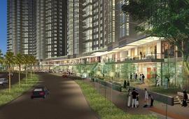 Căn hộ Saigon pearl cho thuê Diện tích căn hộ: 120 sqm