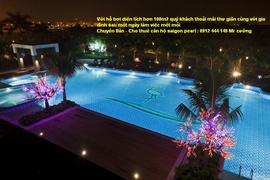 Căn hộ Saigon pearl cho thuê Diện tích căn hộ: 206 sqm