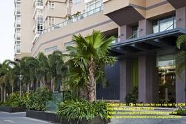 Căn hộ Saigon pearl cho thuê Diện tích căn hộ: 85 sqm