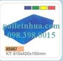 Tp. Hồ Chí Minh: Pallet nhựa: sóng nhựa đặc, hộp nhựa đan lưới CL1165303